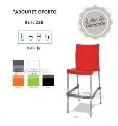 Tabouret hôtellerie Oporto