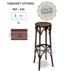 Tabouret hôtellerie Vittoria