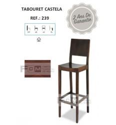 Tabouret hôtellerie Castela