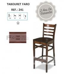 Tabouret hôtellerie Faro
