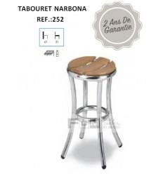 Tabouret hôtellerie Narbona
