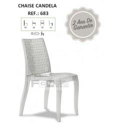 Chaise hôtellerie Candela