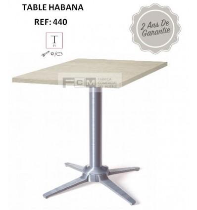 Table HABANA