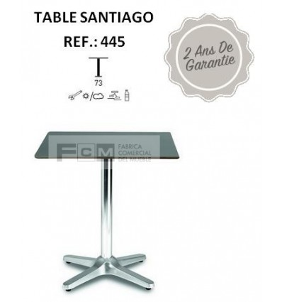 Table SANTIAGO