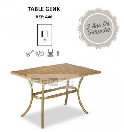 Table GENK