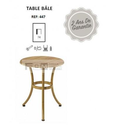 Table BÂLE